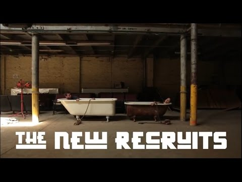 The New Recruits (48 Hour Film Project 2016) full short film